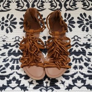 """""""Just FAB"""" sandals"""